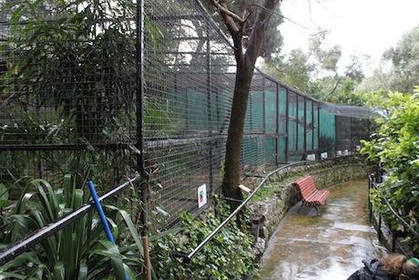 Original enclosure