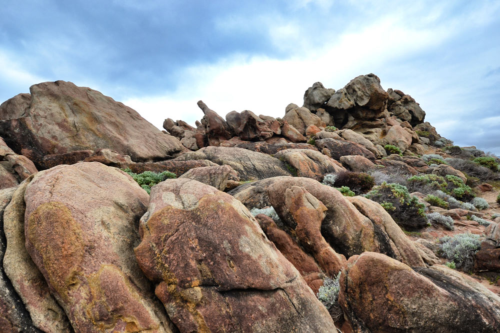 Beautiful Geology At Canal Rocks Western Australia Koda